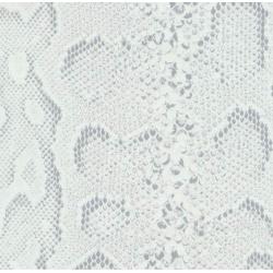 TAP-12616 Tapeta -Snake White 45cmx15m