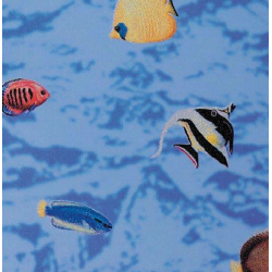 TAP-10971  Tapeta-Fishes 45cmx15m