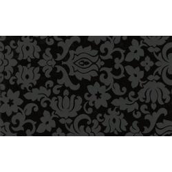 TAP-11115 Classic Ornament Black 67,5cmx15m