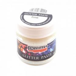 PEN-13059 Dúhová glitrová pasta jemná 50ml