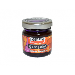 PEN-25113 Fialková farba na sklo rýchloschnúc 30ml