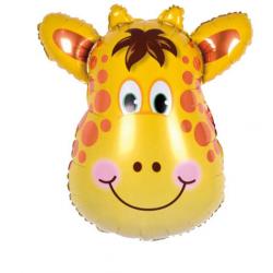 PF-60016 žirafa foliový balón 46x64cm