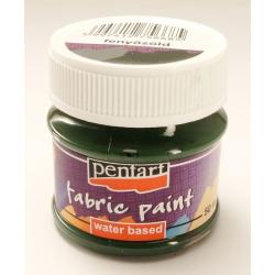 PEN-3472  Textilná farba  Zelená borovica 50ml