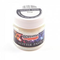 PEN-13060 Dúhová glitrová pasta jemná 50ml