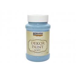 PEN-22725 sv.modrá dekoračná farba 500ml