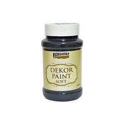 PEN-22726 čierna dekoračná farba 500ml