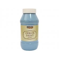 PEN-22738 sv.modrá dekoračná farba 1000ml