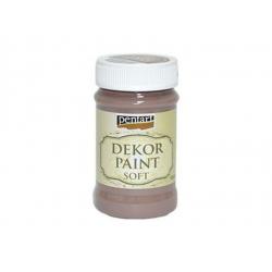 PEN-25228 hnedá dekoračná farba 100ml