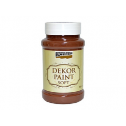 PEN-25236 hnedá dekoračná farba 500ml