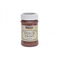 PEN-21633 hnedá dekoračná farba 100ml
