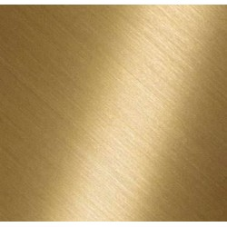 TAP - 13866 Tapeta Stainless gold 45cm x 15m