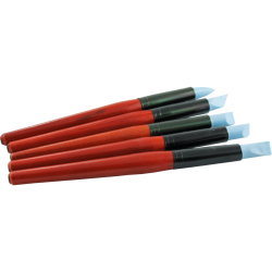 PEN-5932 Set štetcov silicon 5ks