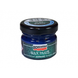 PEN-26677 modrá wax pasta 20ml