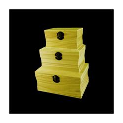 PED-14331 Set krabíc 3ks 18x13x9cm