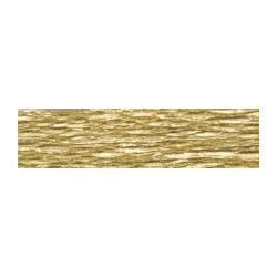 KP-38  Krepový papier 0,5x2m Zlatý