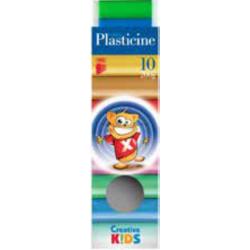ICO-Plastic/10  200g plastelína 7300023001