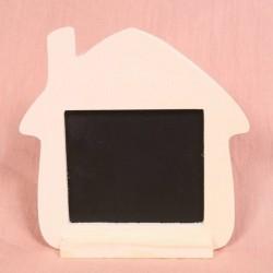PEN-10308 drevaná tabuľka 15x15,2cm - Domček