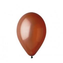 PF-20537 Hnedý balóny 50ks/23cm na Hélium