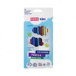 ES-839955 Trojhranné nedrevené farbičky zo živice  12 ks