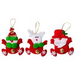 PF-9635 Vianočné rolničky 10x5,5cm