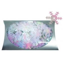 AN1925-4 vločky mix konfety 20g/1,8cm