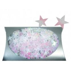 AN1926-4 hviezdy mix konfety 20g/1cm