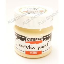 PEN-111 Mliečna káva farba akryl matná 50ml