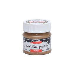 PEN-20987 Hnedá falkon farba 50ml matná akryl