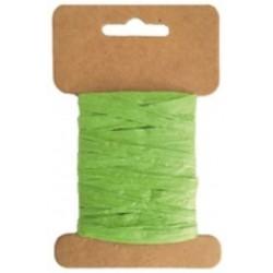 AN-2865 Lyko papierové zelené 2cmx10m