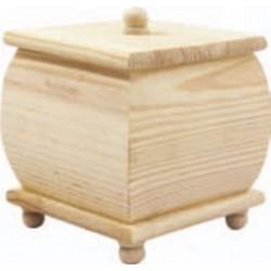 PED-5859  Box s poklopom 8x8x8,5cm