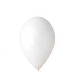 PF-20527 Biele balóny 50ks/23cm na Hélium