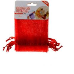PF-215845 Červené vrecúško z organzi 17x23cm/3ks