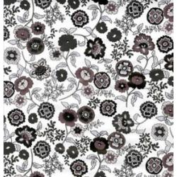 TAP-12913 Fleur Grey tapeta 45cmx15m