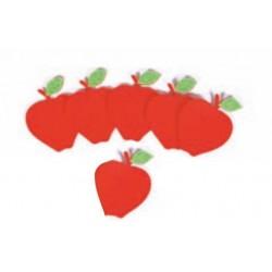 CFA-203  Jablká červené