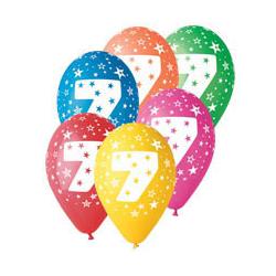 G301571 5ks balón 30cm nar.7