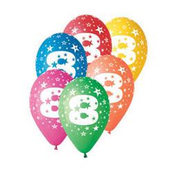 G301588 5ks balón 30cm nar.8