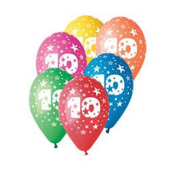 G301601 5ks balón 30cm nar.10