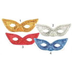 ND9051  Maska motýľ - hologramová