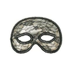 ND9107  Maska baroko - 19cm