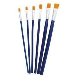 PEN-5930 sada štetcov modré /6ks
