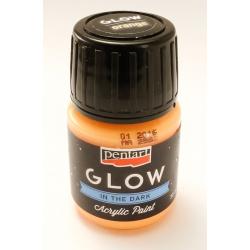 PEN-16481 - Akryl farba Oranžová fosfórová 30ml