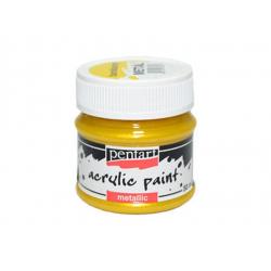 PEN-13141 Farba akryl-Zlatá baroko 50ml