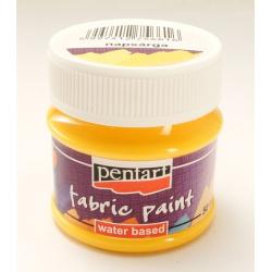 PEN-3468  Textilná farba Žltá slnko 50ml