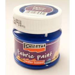 PEN-3475  Textilná farba  Modrá 50ml