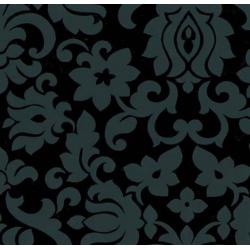 TAP-10109 Tapeta -Ornament Black 45cmx15m