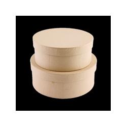 PEN-7618 Set okrúhlych boxov 2ks