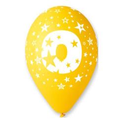 G921150-0/5ks Balón 30cm nar. 0