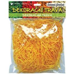 AN-1956 žltá dekoračná tráva 50g