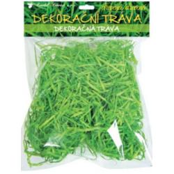 AN-1953 zelená dekoračná tráva 50g