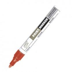 ES-838182 PAINTMARKER - olejový popisovač červený